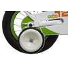 s'cool niXe 12 white/green
